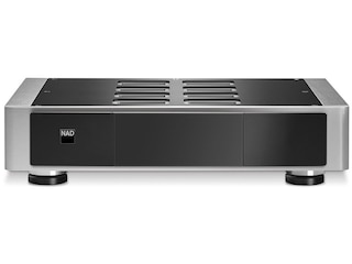 NAD M22 V2 Stereo-Endstufe silber/schwarz -