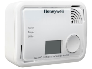 Honeywell XC100-DE-A Kohlenmonoxidmelder Weiß -