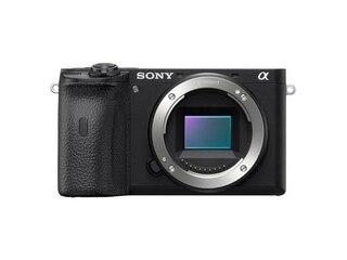 Sony Alpha 6600 Gehäuse schwarz -