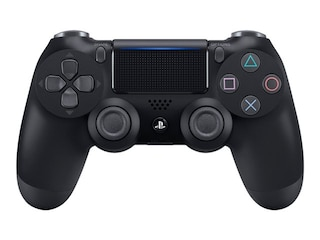 Sony Dualshock 4 (2016) Wireless Controller jet black für PS4 + Fifa 20 -