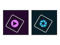 Adobe Photoshop & Premiere Elements 2020 Minibox GER, deutsch