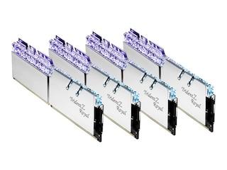 G.Skill Trident Z Royal 64GB DDR4 64GTRS 3200 C16 (4x16GB) (F4-3200C16Q-64GTRS) -