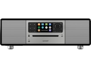 Sonoro Prestige Hifi-System schwarz (SO-3300-101-BL) -