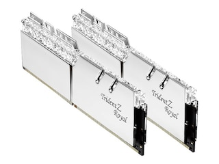 G.Skill Trident Z Royal Silber 32GB DDR4 32GTRS PC3600 CL19 (2x16GB) (F4-3600C19D-32GTRS) -