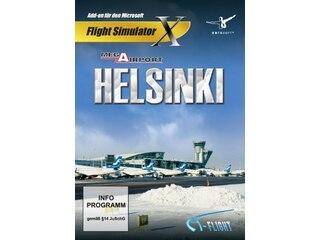 Aerosoft Flight Simulator X - Mega Airport Helsinki (Add-On) (PC) -
