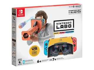 Nintendo Nintendo Labo: VR-Set Basispaket + Blaster (Nintendo Switch) -