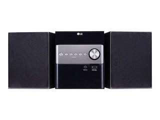 LG CM1560DAB Micro-Hifi Anlage Schwarz -