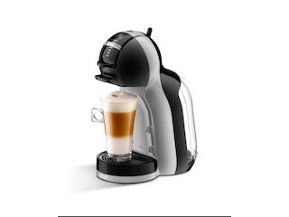 DeLonghi EDG 155.BG Mini Me Kaffeekapselmaschine silber/schwarz -