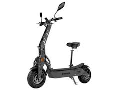 Trekstor EG 902013 E-Scooter (13 Zoll, Grau)