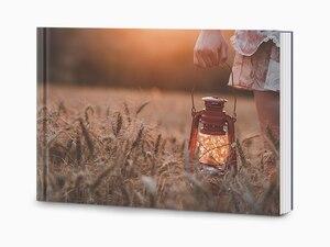 Fotobuch Digitaldruck Hardcover 21x28