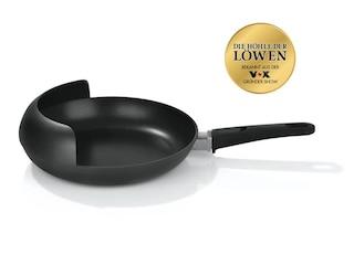 EASY PAN Pfanne Aluminium Ø 28cm, schwarz -