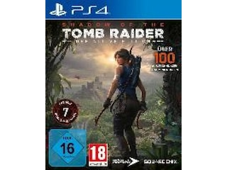 Square Enix Shadow of the Tomb Raider (Definitive Edition) (PS4) -