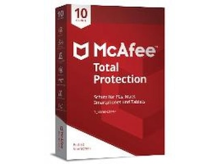 Macafe Total Protection 2020 10 Device (Code in a Box) -