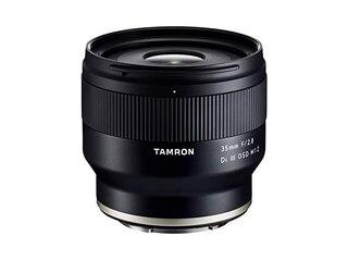 Tamron 35mm f/2.8 Di III OSD M1:2 Sony FE-Mount -