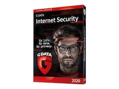 G Data Software Internet Security 2020 [3 Geräte - 1 Jahr]