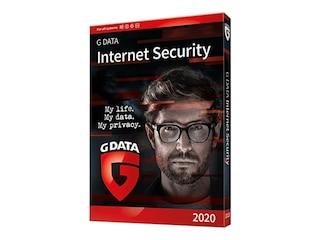G Data Software Internet Security 2020 [3 Geräte - 1 Jahr] -