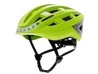 Lumos Kickstart Fahrradhelm lime green