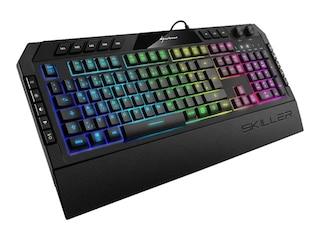 Sharkoon SKILLER SGK5 Gaming Tastatur, kabelgebunden -