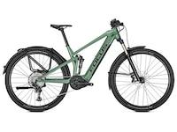 "Focus Thron2 6.8 EQP grün, 29"", 47 cm Rahmen Modell 2020"