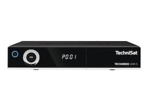 TECHNIBOX UHD S, Sat-Receiver