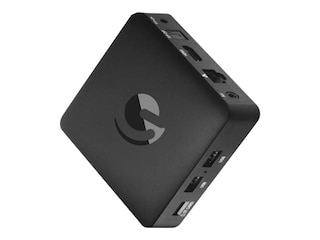 eMatic SRT202 EMATIC 4K Android Streaming Box Schwarz -