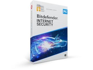 Bitdefender Internet Security 2020 (3PC, 1 Jahr) -