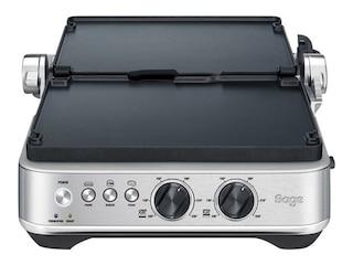 Sage Appliances SGR700 BBQ & Press Grill inkl. Waffelplatten -