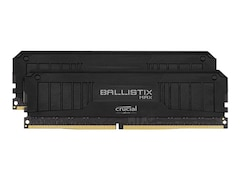 Crucial Ballistix Max Schwarz 32GB Kit (2x16GB) DDR4-4400 CL19 Gaming-Arbeitsspeicher (BLM2K16G44C19U4B)