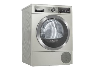Bosch WTX87KX0 Wärmepumpentrockner Silber -