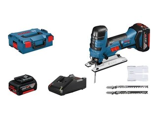 Bosch GST 18V-LI S Akku-Stichsäge inkl. Akku und Ladegerät -