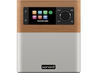 Sonoro Stream Streaming-Player ahorn/weiß (SO-4100-101-MW)