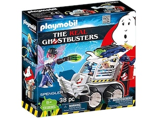 Playmobil Spengler mit Käfigfahrzeug (9386) -