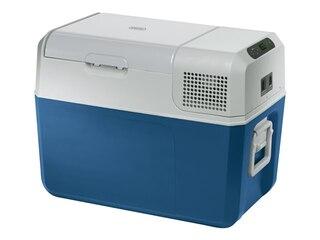 MobiCool MCF40 Kompressorkühlbox 38L 12/24V / 100-240V blau/grau -
