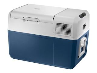 MobiCool MCF60 Kompressorkühlbox 58L 12/24V / 100-240V blau/grau -