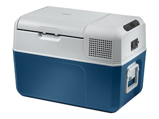 MobiCool MCF32 Kompressorkühlbox 31L 12/24V / 100-240V blau/grau -