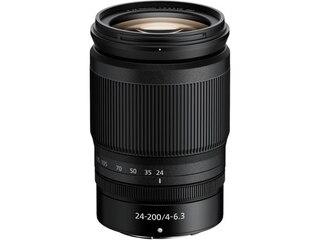 Nikon Nikkor Z 24-200 mm f/4,0-6,3 VR -