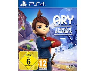 Astragon Ary and the Secret of Seasons (PS4) -