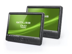 Muse M-1095 CVB tragbarer DVD-Player mit Bildschirm