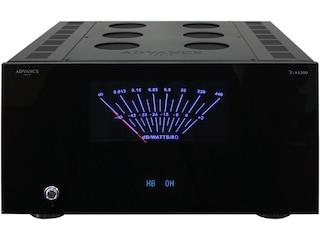 Advance Acoustic X-A1200 Mono-Endstufe schwarz -