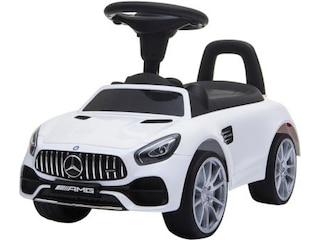 Jamara Mercedes-Benz AMG GT weiss Kinderrutscherauto -