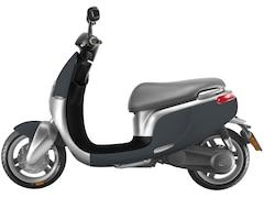 Ecooter E1S Roller grau