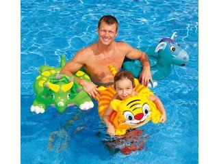 Intex Schwimmring Wasserspielring Big Animal (58221) -
