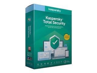 Kaspersky Total Security 2020 Upgrade, 3 Geräte - 2 Jahre, Download -