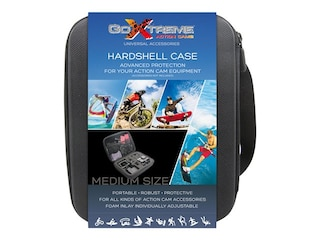 Easypix GoXtreme Hardshell Case schwarz Medium -