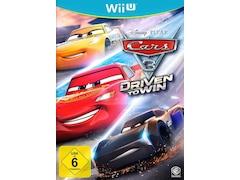 Warner Bros. Cars 3: Driven to Win (Wii U)