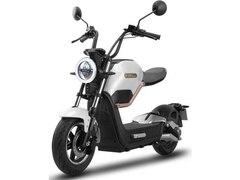 Econelo Miku Max E-Roller 800 Watt 45 km/h weiß-grau