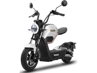 Econelo Miku Max E-Roller 800 Watt 45 km/h weiß-grau -