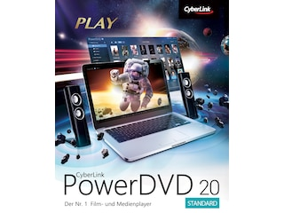CyberLink PowerDVD 20 Ultra -