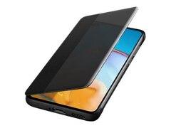 Huawei P40 Pro - Smart View Flip Cover, Black