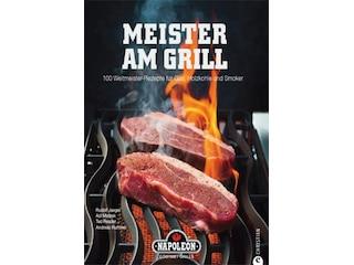 "Napoleon Grillbuch ""Meister Am Grill"" -"